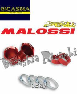 13921 Paire Cornets MHR Malossi Pe Boîtier Du Papillon Yamaha 530 T Max