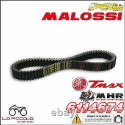 6114674 Courroie X K Belt MALOSSI Yamaha Tmax T Max 500 c. À- 4T LC 2004 2007