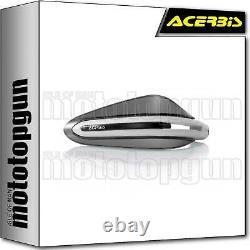 Acerbis 0013046 Garde-mains Dual Road Blanc Yamaha T-max 500/530 2001 01 2002 02