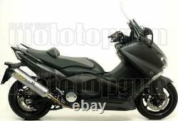 Arrow Ligne Complete Hom Nocat Race-tech Alu C Yamaha Tmax T-max 530 2013 13