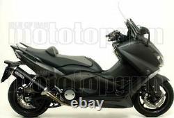 Arrow Ligne Complete Hom Nocat Race-tech Noir C Yamaha Tmax T-max 530 2014 14