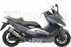 Arrow Pot Echappement Approuve Thunder C Titanium Yamaha Yp 500 T-max 2008 08