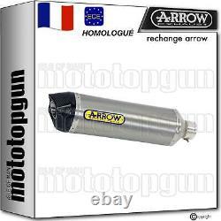 Arrow Pot Echappement Hom Race-tech Titanium CC Yamaha Tmax T-max 560 2020 20