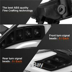 Avant Arrière Clignotants LED Feu Arrière Pour Yamaha T-Max TMAX 530 2012-2016