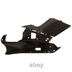 Base Pour Repose-Pied Dx Tunnel Yamaha 500 T-Max 2008-2011