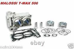 Bi Cylindre MALOSSI 3113687 Stroke Ø 70 Aluminium Yamaha T Max 500 Ie 4T LC 2005