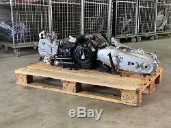 Bloc Moteur Complet Transmission Yamaha Tmax T-Max 500 Carburateur 2001