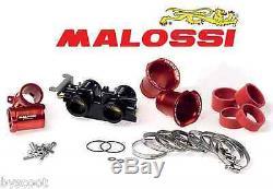 Boîtier papillon pipe cornet MALOSSI MHR admission YAMAHA T-Max 530 Tmax 1616722