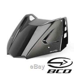 Bulle BCD XTX noir brillant YAMAHA TMax 530 T-Max 2017 DX SX saute vent NEUF