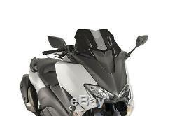 Bulle Puig V-tech Line Sport Yamaha T-max 530 Dx/sx 2018 Noir
