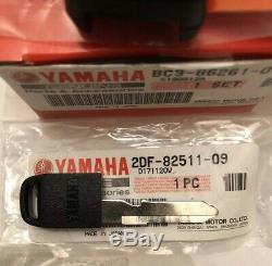 Clé Vierge Originale Yamaha Tmax 530 2017 2018 2019 T-Max Main Libre Keyless Go