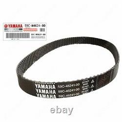 Courroie Transmission de plein Air 59C-W4624-00 Yamaha 530 XP T-Max 2012-2014