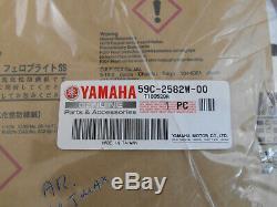 Disque de frein arrière neuf d'origine de Yamaha 500 TMAX T-MAX ref 59C-2582W-00