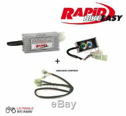 ECU Tuning + Installation Électrique Rapid Bike Easy Yamaha XP T Max 530 2012