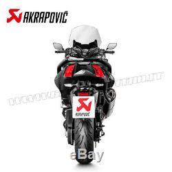 Echappement Complete Akrapovic Racing Line Carbone Yamaha T-Max 530 2017 2019