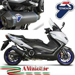 Echappement Complete Moto Yamaha T-Max 560 2020 Termignoni Exhaust Titane Racing