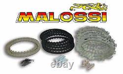 Embrayage MALOSSI YAMAHA T-Max 530 2012- kit Disque ressort 5215608 Clutch NEUF