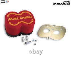 FIltre a air MALOSSI YAMAHA T-Max 530 Tmax boîtier papillon mousse 0417225