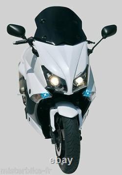 Face avant Ermax pour Yamaha 530 T MAX 2012/2014 + kit fix + 2 veilleuses