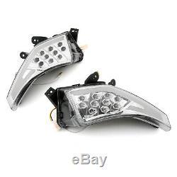 Front Clignotants Turn Signals Blinker Pour Yamaha TMAX T-MAX 530 2012-2013 AF