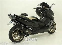 GIANNELLI Pot D'Échappement Complet Ohm Ipersport Noir Yamaha T-MAX TMAX 500