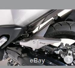 Garde Boue Ermax Yamaha Tmax T Max 500 2008/2011 Brut