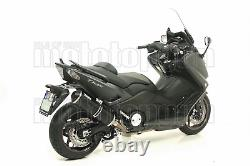 Giannelli Ligne Complete Approuve Ipersport Noir Yamaha T-max Tmax 530 2013 13