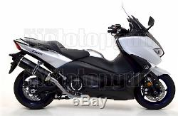 Giannelli Ligne Complete Approuve Ipersport Noir Yamaha T-max Tmax 530 2017 17