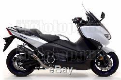 Giannelli Ligne Complete Approuve X-pro Noir Yamaha T-max Tmax 530 2018 18