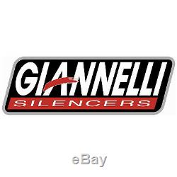 Giannelli Pot Complete Approuve X-pro Inox Yamaha T-max Tmax 530 2014 14 2015 15