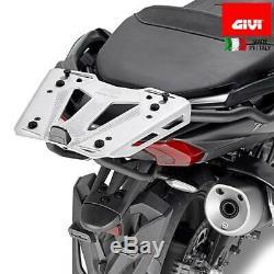 Givi SR2133 Porte-Bagages Post sans Plaque Yamaha 530 XP et T-Max ABS 2017-2018