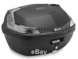 Givi Top Case Blade B47ntml + Porte-paquet Yamaha Tmax T-max 530 2017 17 2018 18