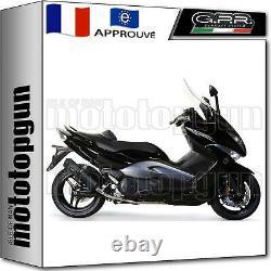 Gpr Ligne Complete Homologue Ghisa Yamaha Tmax T-max 500 2011 11