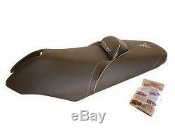 Housse De Selle Design Yamaha T Max Xp 500 2001-2007 Top Sellerie Web3467