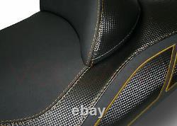 Housse Fell Selle Yamaha TMAX T MAX 500 530 2008 2017 Y004