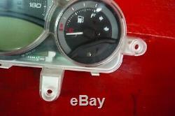 Instrumentation Yamaha Tmax T Max T-Max 500 2008 2009 2010 2011