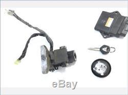 JEU DE SERRURES CONTACTEUR CLE NEIMAN CDI YAMAHA XP 500 08-11 T-MAX/ABS xp500