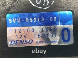 Jeu de serrure contacteur a cle code YAMAHA XP 500 2004-2007 T-MAX