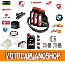 Kit D'Entretien Yamaha T Max. 500 2006 2007 Huile Filtres Rouleaux Courroie