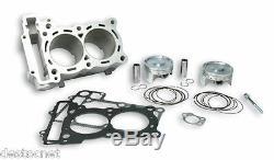 Kit bi-cylindre MALOSSI alu YAMAHA T-MAX T MAX 530 piston joints axe 3115423