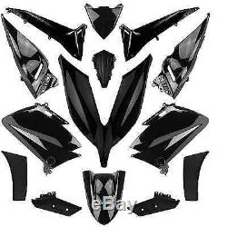 Kit carrosserie YAMAHA T-Max 530 TMax 2015 2016 carénage coques habillage NEUF