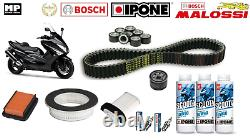 Kit entretien Revision complète Malossi Ipone Yamaha 500 T-max 2008-2011
