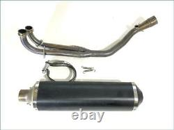 Ligne Giannelli Silencieux Pot Echappement Yamaha Xp 500 2008-2011 T-max Exhaust