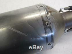 Ligne pot d'echappement YAMAHA XP 500 2008-2011 T-MAX akrapovic exhaust tmax