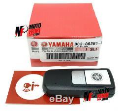 MF1398 Télécommande Intelligent Clé Clé Original Yamaha Tmax 530 2017 2018