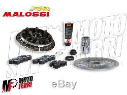 MF1701 Set Variateur Malossi Multivar Ventilvar MHR Next Yamaha Tmax 530 560