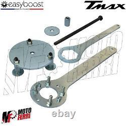 MF2514 Clé Easyboost Variateur Correcteur Paire Embrayage Tmax 500 530 560