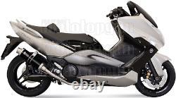 MIVV Ligne Complete Hom Gp Noir Yamaha T-max Tmax 500 2008 08 2009 09 2010 10