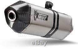 MIVV Ligne Complete Hom Speed Edge Carbon Cap Yamaha T-max Tmax 530 2018 18