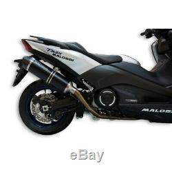 Malossi 3217786 Silencieux Maxi Sauvage Lion Yamaha T Max Droite 530